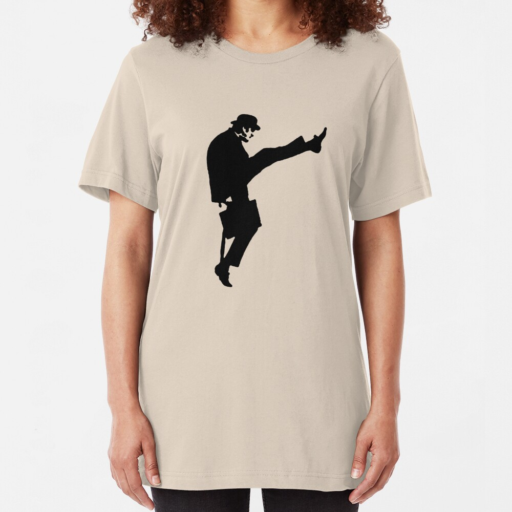 The Funny Walk Ministry Slim Fit T-Shirt