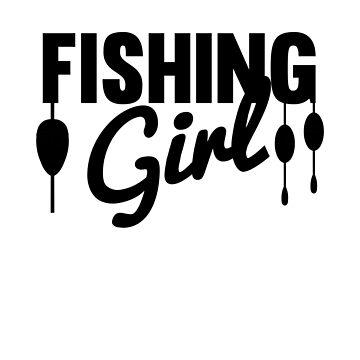 Fishing Girl Cool Fishing Lovers Vintage Tee by Zkoorey