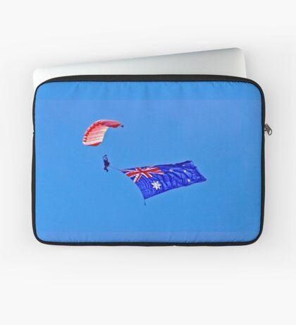 Flag Under Canopy - SYDNEY - AUSTRALIA Laptop Sleeve