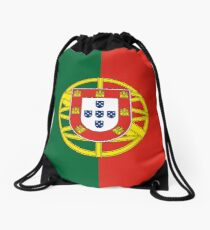 Nation Portugal Drawstring Bag