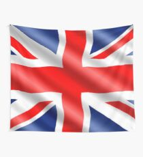 Nation of Great Britain Wall Tapestry