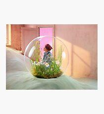 #BTS #방탄소년단 #LOVE_YOURSELF 結 'Answer' Concept Photo E version #Suga Photographic Print