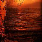 Hot lava by Michel Raj