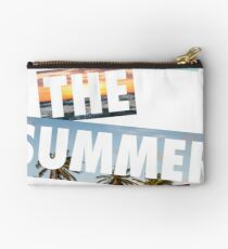 Under The Summer Sun Cool Funny Shirt Studio Pouch