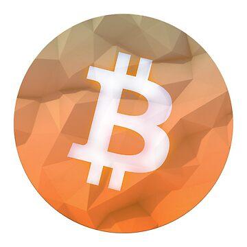 Bitcoin Logo NEW by antqn