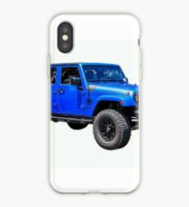 Jeep Wrangler HD Coque et skin iPhone