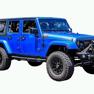 Jeep Wrangler HD by antqn