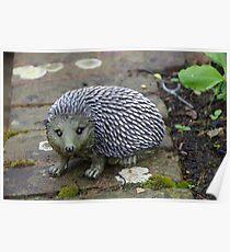 Stone Hedgehog  Poster