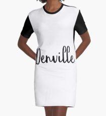 Denville Graphic T-Shirt Dress