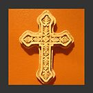 Three Crosses by Lynn Moore