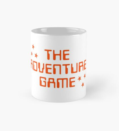The Adventure Game title Mug