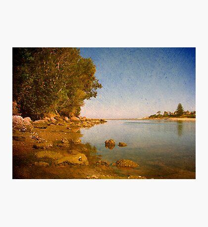 Lake Cathie Photographic Print