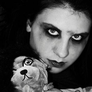 Emo girl by SarahTrangmar