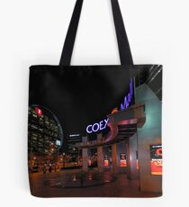 COEX Mall, Seoul Tote Bag