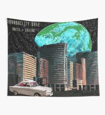 Tranquility Base Hotel + Casino Wall Tapestry