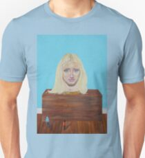 """Museum of strange things No1 """"Study of a blonde girl"""" Unisex T-Shirt"""