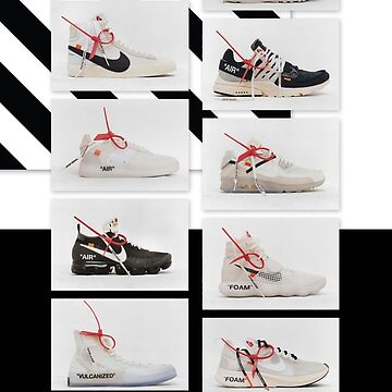 """""""The 10:"""" Off-White - T-Shirts and Stuff by sportify"""