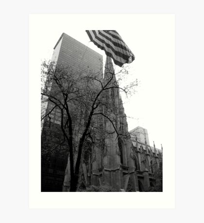St. Patrick's Cathedral - New York, NY Art Print