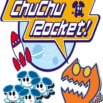 ChuChu Rocket! by IckObliKrum92