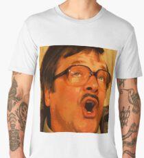 Electrocuted Jim Friday Night Dinner Cartoon Fan Art Men's Premium T-Shirt