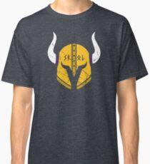 1471b63739 Minnesota Vikings Skol Helmet Classic T-Shirt
