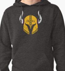 Minnesota Vikings Skol Helmet Pullover Hoodie