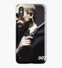 Bond, James Bond... iPhone Case