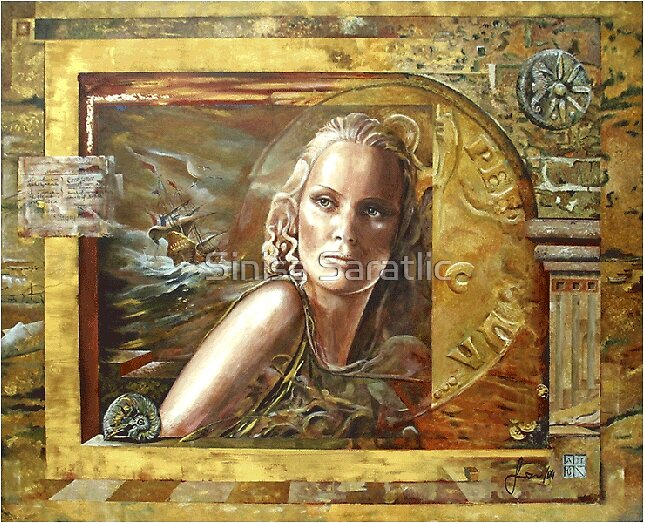 Voyage by Sinisa Saratlic