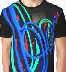 Neon Graphic T-Shirt
