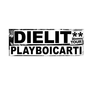 Die Lit Playboi Carti Tour by FlameStreetwear