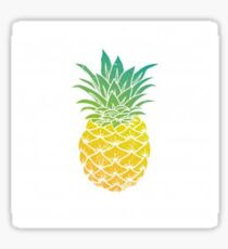 Pineapple madness Sticker