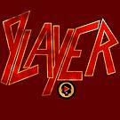 Player (Slayer) by losfutbolko
