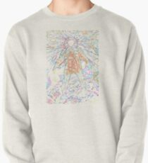 The Thing - Rainbow Layer Outline Pullover