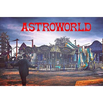 Astroworld Merch by FlameStreetwear