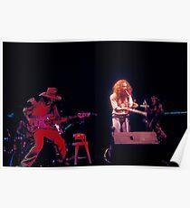 Jethro Tull In Concert Poster