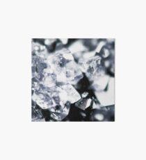 Diamond Gemstone Design Minimal Art Board
