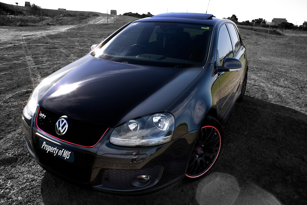 VW MKV GTI by sunsxr6t
