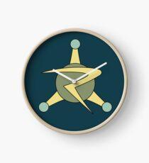 The Council of Ricks - Rick and Morty Clock