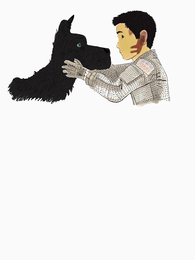 Isle of Doggos by luacs