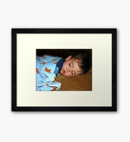 May all of your dreams come true... Framed Print