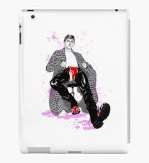 Martin FREE man iPad Case/Skin