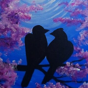 Love Birds by JBrass