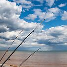 Sea Fishing by Glen Allen