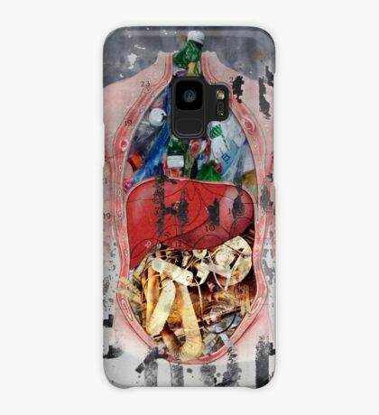 Pain Body Case/Skin for Samsung Galaxy