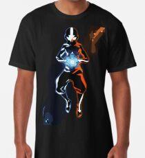 Camiseta larga Chakras positivos y negativos