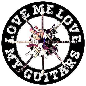 GUITAR LOVE by Matterotica