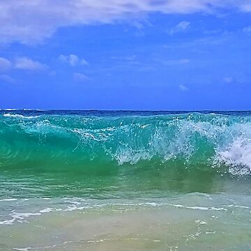 Colors of a Wave by KandisGphotos