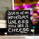 Age is of no importance by Ellie Won