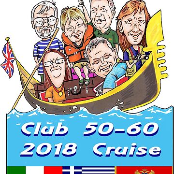 Club 50-60 Cruise 2018  by Alan67Q