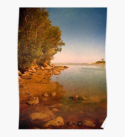 Where the Lake meets the Sea Poster